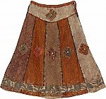 Copper Canyon Winter Skirt