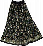 Dancing Long Sequin Skirt