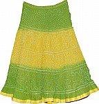 Anzac Spring Skirt
