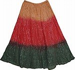 Everyday Summer Gauze Skirt