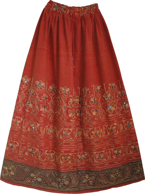 Princess Designer Women`s Long Skirt