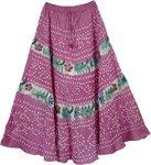Cannon Hawaii Summer Full Skirt