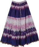 Jacarta Blush Summer Long Skirt