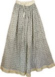 Moghul Crinkle Long Skirt