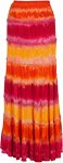 Sunshine Tie-Dye Maxi Skirt