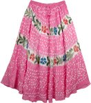 Tickle Me Pink Fun Skirt