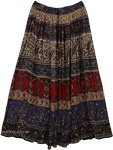 Gypsy Printed Street Skirt