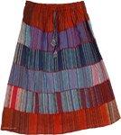 Breezy Wheezy Summer Skirt
