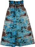 Bonanza Fiesta Smocked Skirt