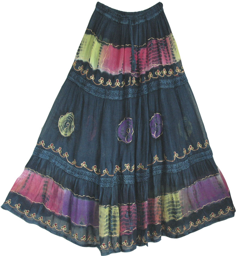 Womens Long Skirt Fall Fashion