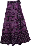 Finn Asiatic Wrap Skirt