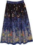 Blue Bayou Street Skirt