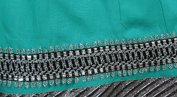 Emerald Green Summer Breeze Skirt