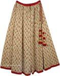 Moroccan Summer Inspired Festive Skirt