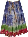 Kimberly Tie Dye Everyday Skirt
