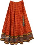 Mistress Of Spices Exotic Gypsy Dance Skirt