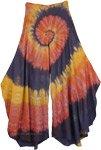 Radiant Split Skirt with Deep Side Slits