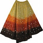 Sequin Skirt in 4 Colors