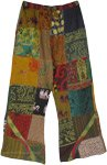 Gypsy Dreams Handmade Patchwork Trousers