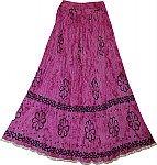 Summer Pink Skirt
