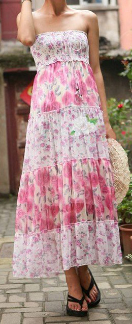 Rapunzel Princess Fashion Dress