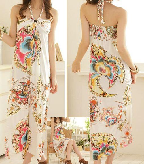 Demoiselle Summer Dress
