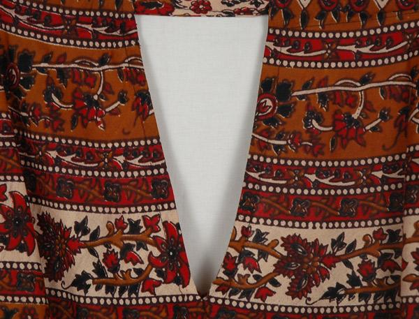 Animal Print Cotton Cover Dress