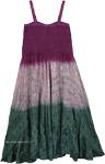 Renaissance Maiden Boho Dress