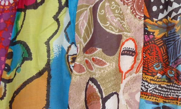 Gypsy Hippie Chic Summer Cotton Maxi Dress