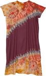 Phoenix Summer Tie Dye Long Dress