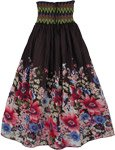Gorgeous Black Dress Skirt