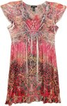 Rouge Pink Summer Dress