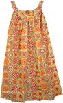 Sunshine Hawaii Muumuu Dress