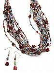 Multicolor Beaded Jewelry