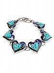 Designer  Bracelet  in Blue