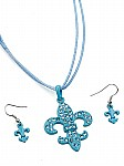 Blue Fashion Jewelry [1274]