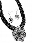 Black Fashion Jewelry [1275]