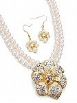 White Fashion Jewelry [1283]