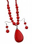 Red Fashion Jewelry [1401]