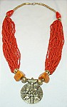 Orange Gypsy Fashion Jewelry