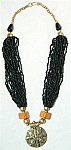 Black Gypsy Fashion Jewelry