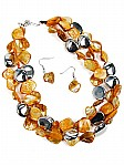 Yellow Fashion Jewelry [1727]
