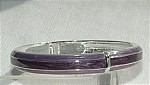 Purple Enamel Bracelet