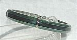 Green Enamel Bracelet