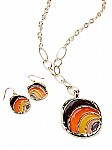 Fashion Jewelry Pendant Set