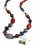 Chunky Bead Jewelry in Multicolor