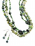 Fashion Colored Jewelry in Green