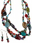 Multicolor Beaded Jewelry