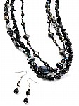 Black Fashion Jewelry