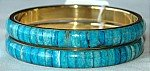 Turquoise Bangle Bracelet